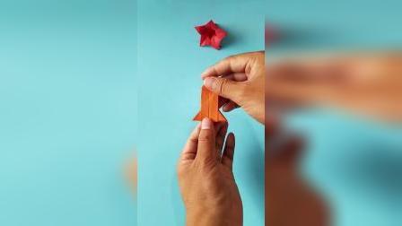 折纸王子五瓣钟花