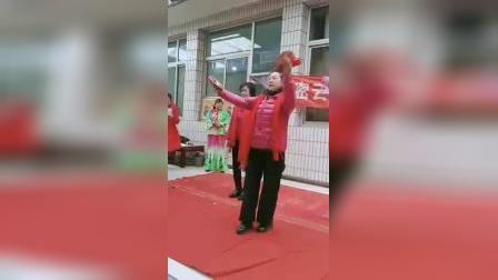 宁村心心相印舞蹈队第三届联欢会圆满成功,本作品三句半由王素华才女编制棒棒的。2O2O年1月18日。