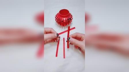 旧的红包不要丢 可以自己动手做一盏小灯笼 当代人的过年礼仪