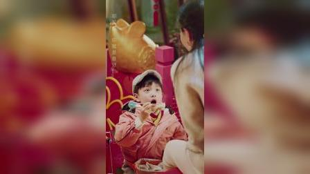 张艺谋导演竖屏贺岁片第二辑《陪伴你》