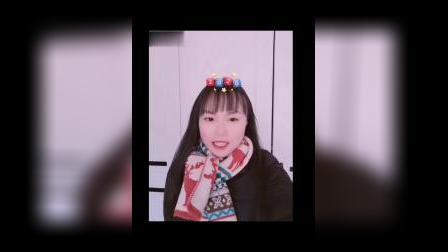 2020春节祝福送给佟妈妈