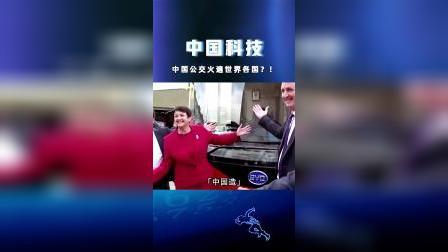 中国公交车火遍世界各国!