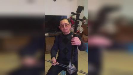 宽智学拉吕剧(逼婚记)片段:但愿的梦中桃李伴东风