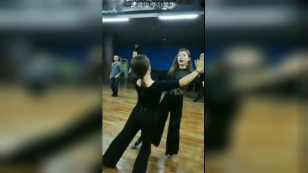 宋志军、胡婧怡教学华尔兹第19课_02
