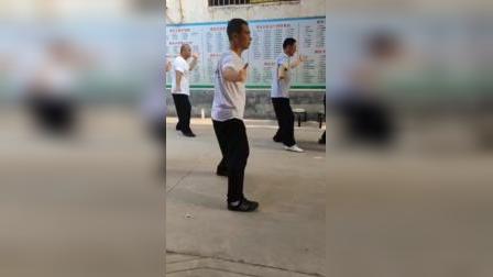 陈辉师父领练老架一路(二)