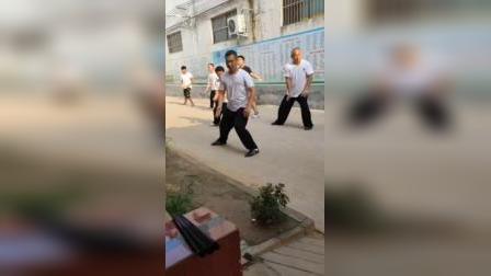 陈辉师父领练老架一路(四)