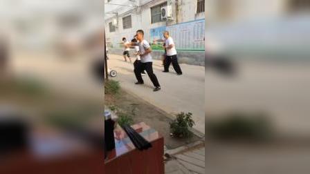陈辉师父领练老架一路(五)