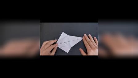 超酷纸飞机制作