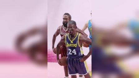 创意nba篮球明星科比库裏詹姆斯人物模型摆件客厅装饰品球迷礼物