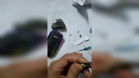 AVP PRO网丝棉芯与陶瓷芯重建飞一般电子