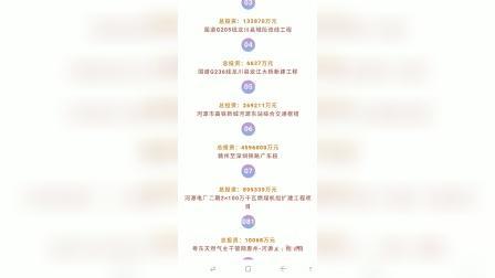大基建来来!河源2020年,深圳爸爸和广东省投入1300亿!