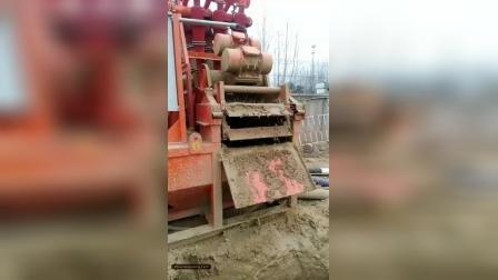 徐州定向穿越 (1) - 科盛能源公司泥水分离系统200m³