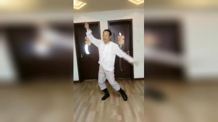 舞之韵锅庄演绎完整版的《我的九寨》