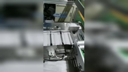 full automatic double station face mask production line masks machine