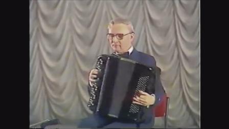 前苏联著名巴扬手风琴演奏家科萨科夫演奏《乌克兰主题变奏曲》
