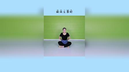 北京舞蹈学院考级七级横移转腰动作讲解