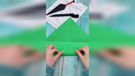 大人小孩都能做的折纸手工!!  超级简单超级好玩,一学就会!!!