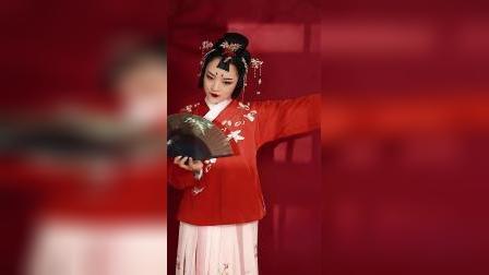 成都化妆学校-奢妃化妆培训-古风妆容