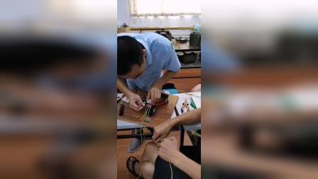 电力拖动控制电路--武汉文昌电工培训学校