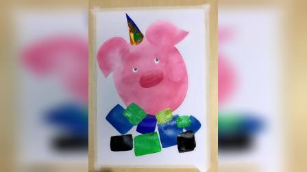 【太阳森林】小猪威比