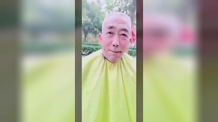 济宁王华美容美发职业培训学校外出实习剪发