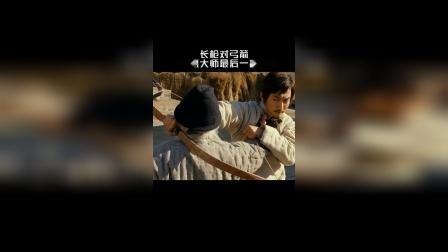 于承惠老爷子最后一部电影里打了一枪,不愧为当代大师堪称经典