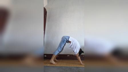 慕课 期末 瑜伽