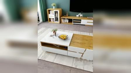 远臣住宅家具多功能茶几-轻奢简约风格