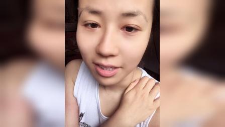 200525-07:01晁安雅对王伟leo的生日祝福