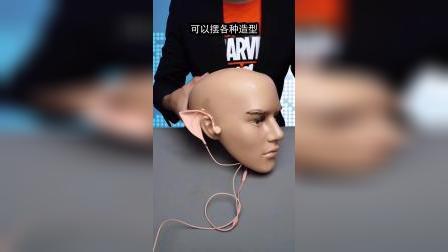 这不是精灵耳朵吗,怎么变成猪八戒了???小视频市集美学好物