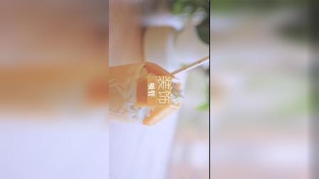 「厨娘物语」大片芒果冰沙杯,冰爽可口,夏天一定要吃哟