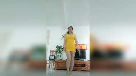 《自由热舞》像不像一朵黄色蔷薇花!蔷薇花是我的本命花噢!😊😊
