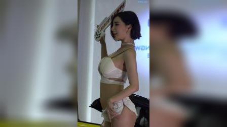 191003-06 2019 汽车沙龙 韩国美女模特 车模 송주아(宋姝儿)(7