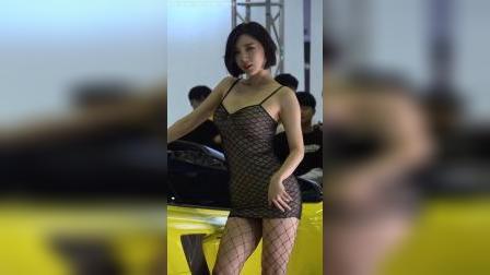 191003-06 2019 汽车沙龙 韩国美女模特 车模 송주아(宋姝儿)(9