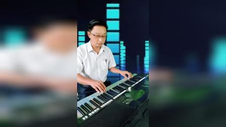 《最远的你是我最近的爱》电子琴片段音乐