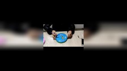 diy宝宝制作周岁生日礼物.mp4