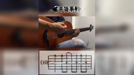 赣州舞指乐器大冲吉他教学——第40课:吉他扫弦节奏大全(10)