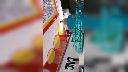 广告制作高光展板【UV水晶光油合成机】价格?
