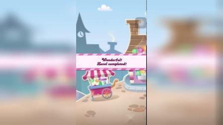 iOS《Candy Crush Saga 糖果传奇》关卡1