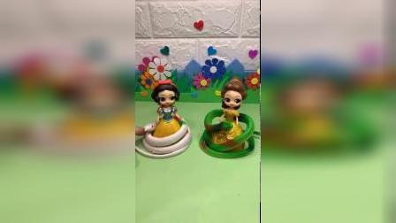 哈哈哈玩具白雪公主儿童玩具玩具故事