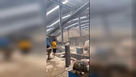 大型反击式石头破碎机 破石子机器 大理石磨碎机 石子厂加工生产线设备