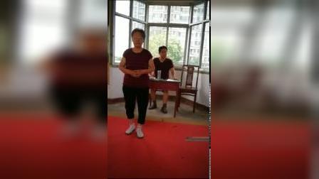 """20200719""""戴乌纱..""""-徐秀梅-鼓王子年-弦王子学-排练室"""