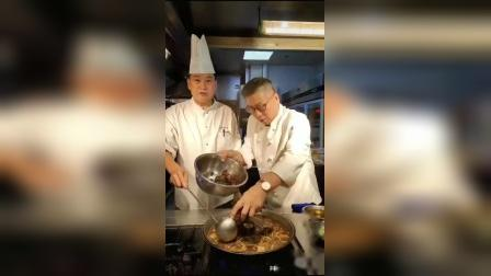 老北京的打卤面。
