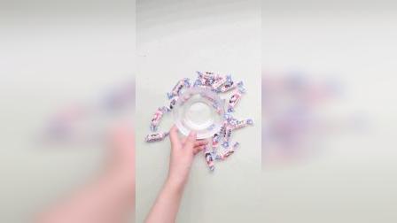 大白兔奶糖做成雪糕,满满的童年味道!