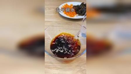 豆腐换一种做法味道很棒哦,简单又下饭