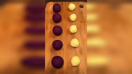 好吃的紫薯蛋挞,收藏起来周末动手试试把