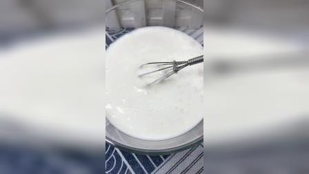 奶香大米发糕教程