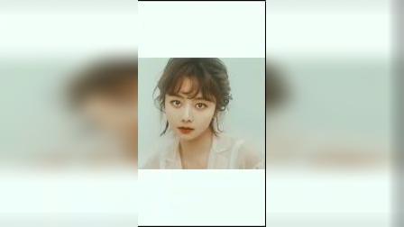 谭松韵说自己脸型不适合画烟熏妆,化妆师换个风格,成品哪来的哥特少女?
