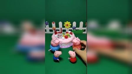 儿童玩具:谁把生日蛋糕吃了呢,益智玩具