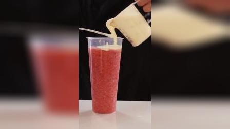 草莓芝士奶盖51dn